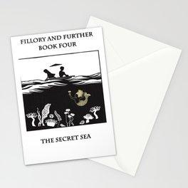The Secret Sea Stationery Cards