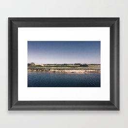 Dunes III Framed Art Print