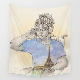 OC: Jean x Paris Wall Tapestry