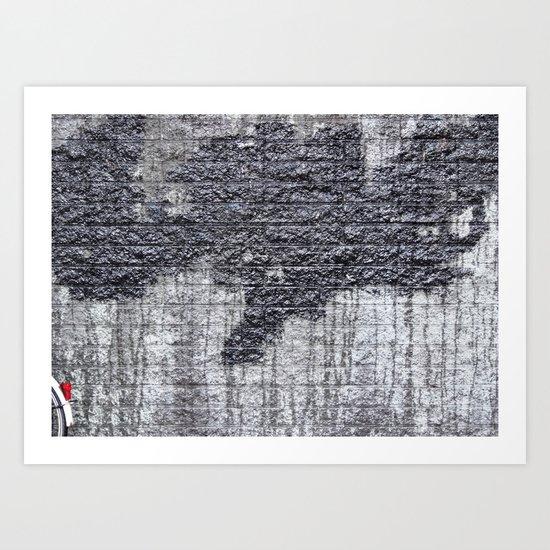 The Wall 31 Art Print