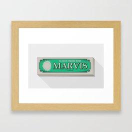 Marvis Framed Art Print