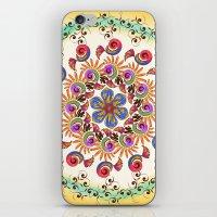 mandala iPhone & iPod Skins featuring Mandala  by famenxt