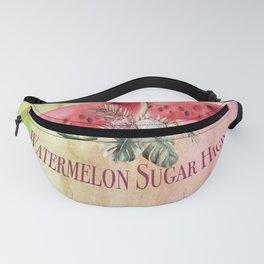 Sweet Watermelon Sugar  Fanny Pack