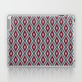 Colorful Diamonds and Triangles - Joie De Vivre Laptop & iPad Skin