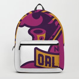 New Orleans Louisiana Backpack