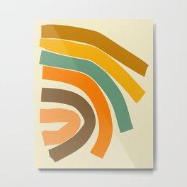 BEND (2) Metal Print