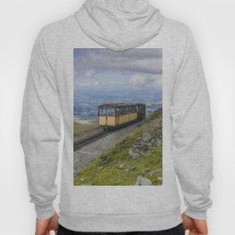 Train To Snowdon Hoody