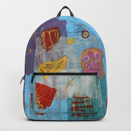 Colours and Shapes (Abstract) Backpack