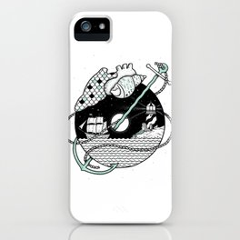 Goodbyes iPhone Case
