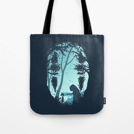 Lonely Spirit Spirited Away Tote Bag
