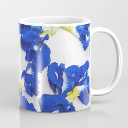 Pea Flower Coffee Mug