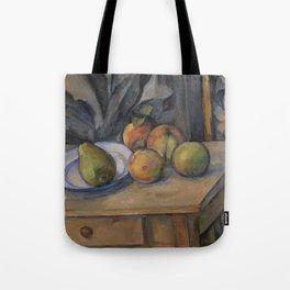 Paul Cezanne - The Large Pear (La Grosse poire) Tote Bag