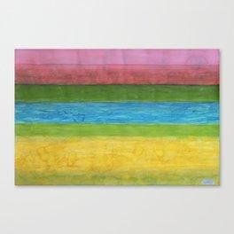 Peaceful Flow Canvas Print