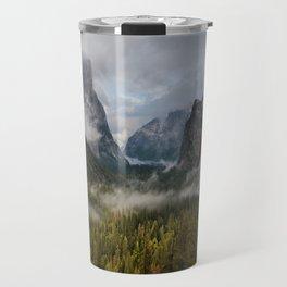 Yosemite National Park / Tunnel View  4/26/15 Travel Mug