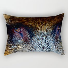 The North | Wild Boar Rectangular Pillow