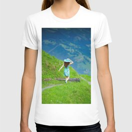 Happy moments in Austria T-shirt