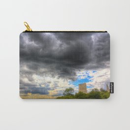 Storm Over The Castle Carry-All Pouch