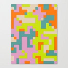pixel 002 03 Canvas Print