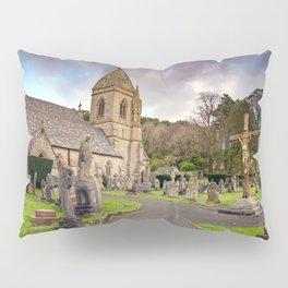 Church at Pantasaph Pillow Sham