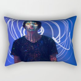 Sparkage Rectangular Pillow