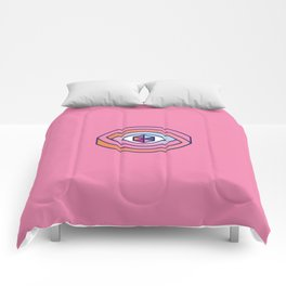 The eye of multiple perspectives Comforters
