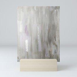 Lavender & Silver Mini Art Print