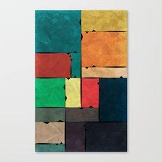 Frames of Life Canvas Print