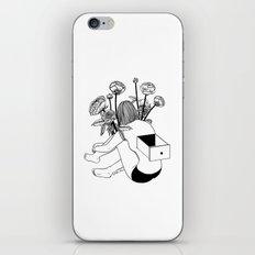 Beautiful Emptiness iPhone & iPod Skin