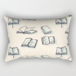 Literature Dreamer Rectangular Pillow