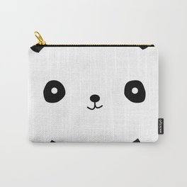 Simple Panda Carry-All Pouch
