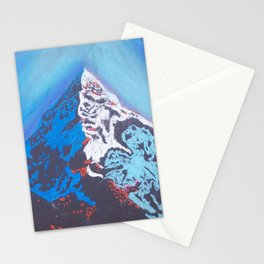 Everest at Sunset Stationery Cards
