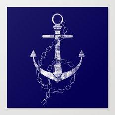 Anchor Canvas Print