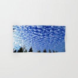 wave clouds Hand & Bath Towel