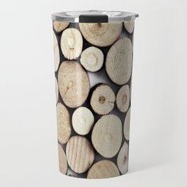 WOOD COLLECTION Travel Mug