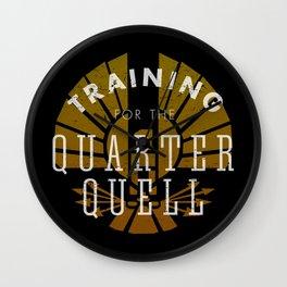 Training: Quarter Quell Wall Clock