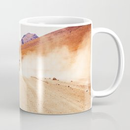Road Racing Desert (Color) Coffee Mug