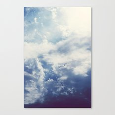 Beginning Canvas Print