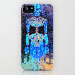 Le Chariot iPhone Case