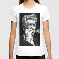 lynch T-shirts featuring David Lynch by erintquinn