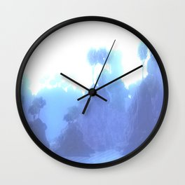 Cult of Youth:Fence Wall Clock