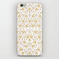 Geometric Diamond repeating iPhone & iPod Skin