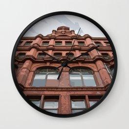 Stevenson Wall Clock