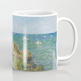 Fisherman's Cottage at Varengeville by Claude Monet Coffee Mug