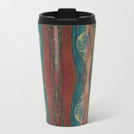 The Perennial Climax (Echo From the Cave) (Reflection) Travel Mug