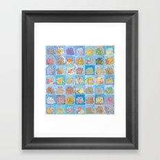 SF 49 Framed Art Print