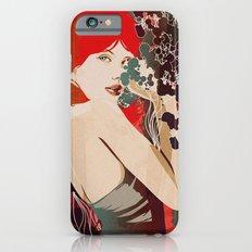 Black Widow iPhone 6s Slim Case