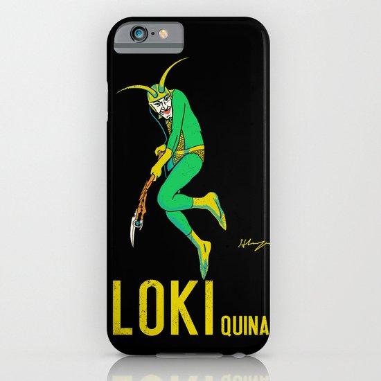 Loki Quina iPhone & iPod Case