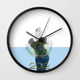ESC San Marino 2012 Wall Clock