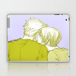LukeHan New Year's Kisses Laptop & iPad Skin