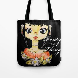 Little Lady B Tote Bag